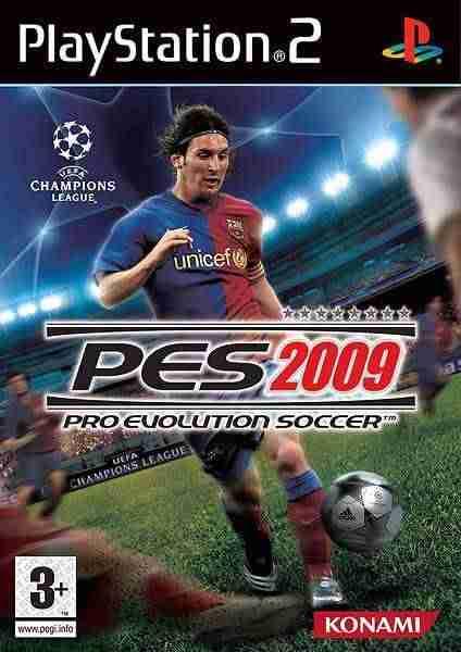 Descargar Pro Evolution Soccer 2009 [MULTI7] por Torrent